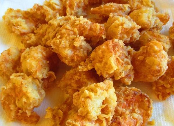Calabash Style Fried Shrimp Recipe