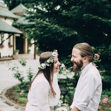 Wedding photographer Inga Kagarlyk (ingalisova). Photo of 13.08.2018