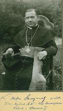 Photo: Ksiądz Stefan Szwajnoch - proboszcz parafii św. Marii Magdaleny