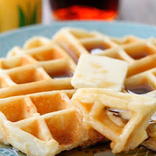 Vegetable Waffle Recipes.