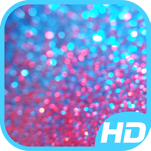 Glitter Wallpapers 娛樂 App LOGO-硬是要APP
