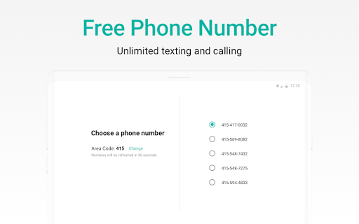 2ndLine - Second Phone Number 6.8.0.1 screenshots 6