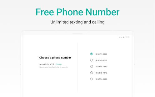 الخط الثاني - رقم الهاتف الثاني