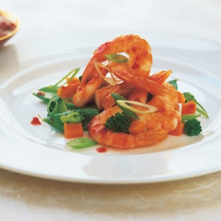 Sambal Oelek Prawns Recipes