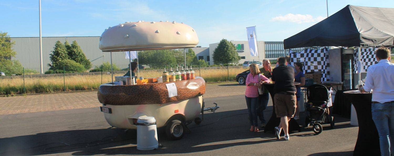 Party Eventing - location food-truck foto