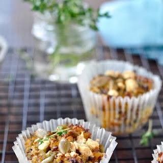 Quinoa, Sweet Potato & Feta Bakes {gluten Free}