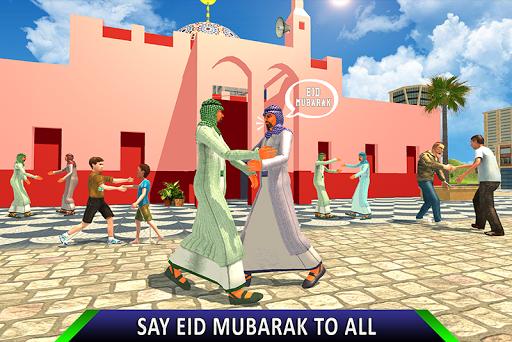 Virtual Muslims Life: Ramadan Mubarak To Eid screenshots 1
