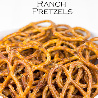 Spiced Pretzels Ranch Dressing Recipes