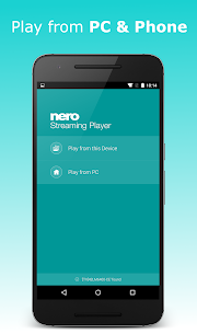 Nero Streaming Player | Connect phone to Smart TV 3