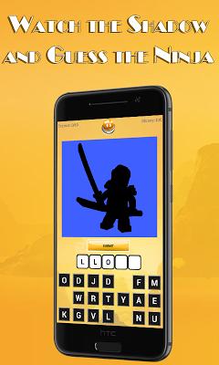 Ninja Guessing Games - screenshot