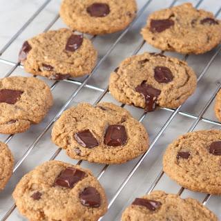Easy Grain-Free Chocolate Chunk Cookies