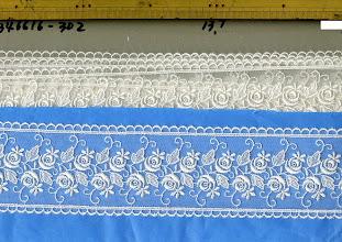 Photo: №346616-30チュールレースオフ:巾65㎜