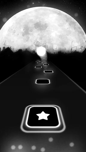 Más cerca: capturas de pantalla de The Chainsmokers Tiles Neon Jump 6
