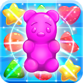 Candy Bears match 3 icon