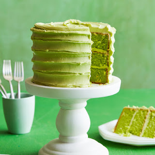 Spinach Smash Cake.