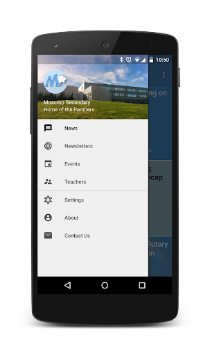 Moscrop Secondary Official App