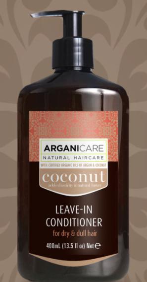 Shampoing Arganicare coco
