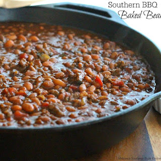 Southern Barbecue Baked Beans Recipe