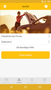 ACS App - náhled
