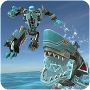 Robot Shark by Naxeex Corp icon