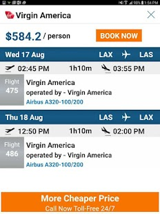 Cheap Flight Tickets- screenshot thumbnail