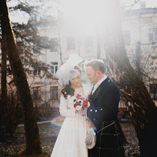 Wedding photographer Oksana Fedorova (okfedorova). Photo of 16.04.2014