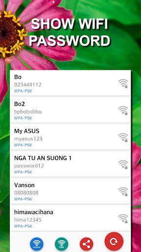 Wifi Password Recovery 1.3.4 screenshots 1