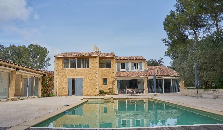 Maison avec piscine Villeneuve-les-avignon
