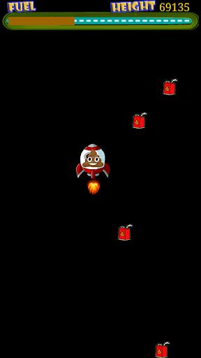 Poo Rocket Escape
