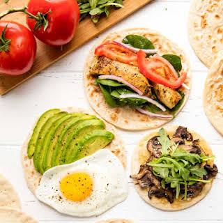 3 Healthy Flatbread Recipes.