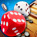 Backgammon Legends - online with chat icon