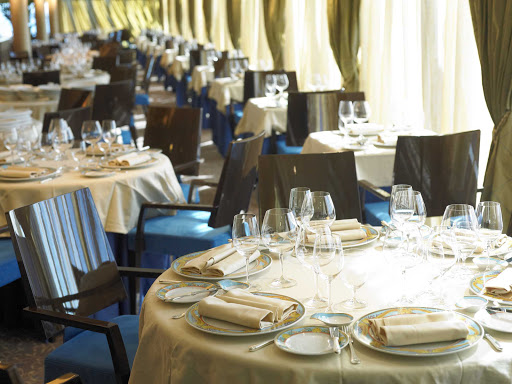 Oceania-Toscana4.jpg - The fine-dining Italian restaurant Toscana is included in your base fare on Oceania Cruises.