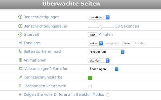 Page Monitor Pro