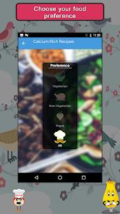Calcium Rich Recipes - náhled