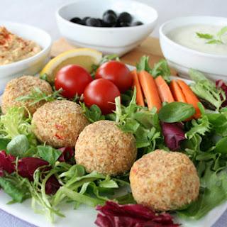 Sweet Moroccan Falafel