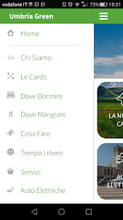 Umbria Green- miniatura screenshot