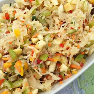 Sauerkraut Salad.