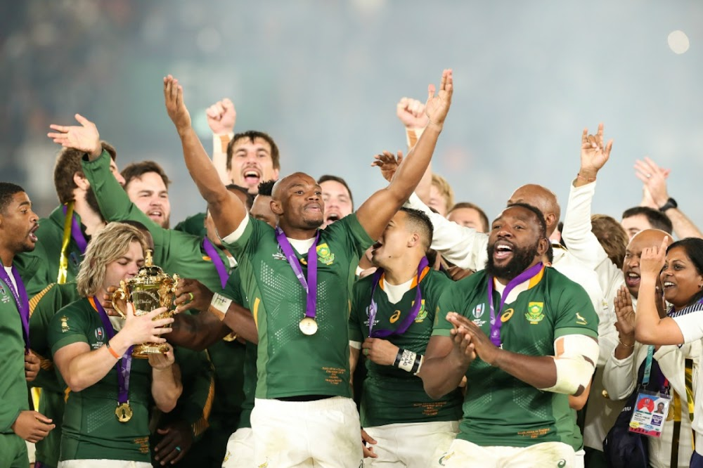 Ten moments that defined SA's successful annexation of the Webb Ellis Cup