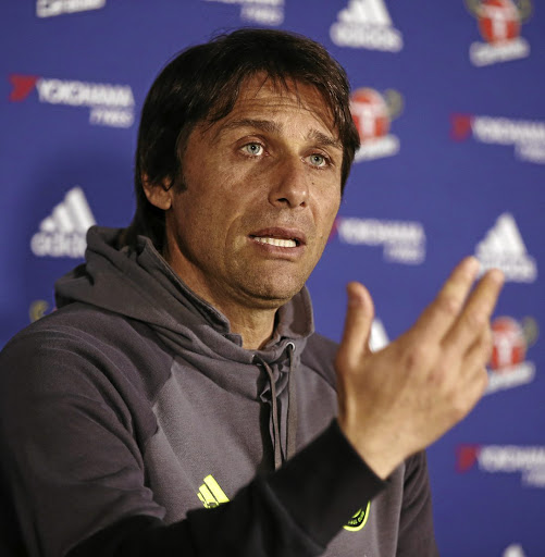 Antonio Conte. Picture: REUTERS/MATTHEW CHILDS