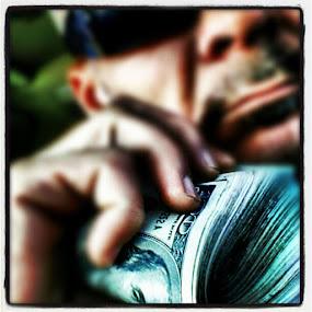 In Pocket by Brandon Rose - Instagram & Mobile Android ( coke, bikes, color, cash, landscape, tattoo, smoke )