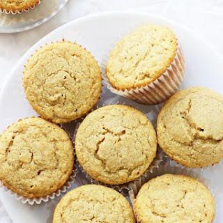 Honey Corn Bread Muffins (Gluten Free).