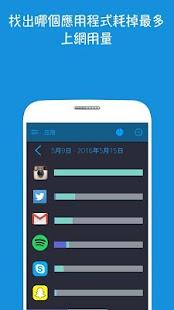 My Data Manager - 我的流量管理 Screenshot