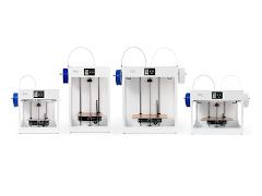 CraftBot Flow White 3D Printer