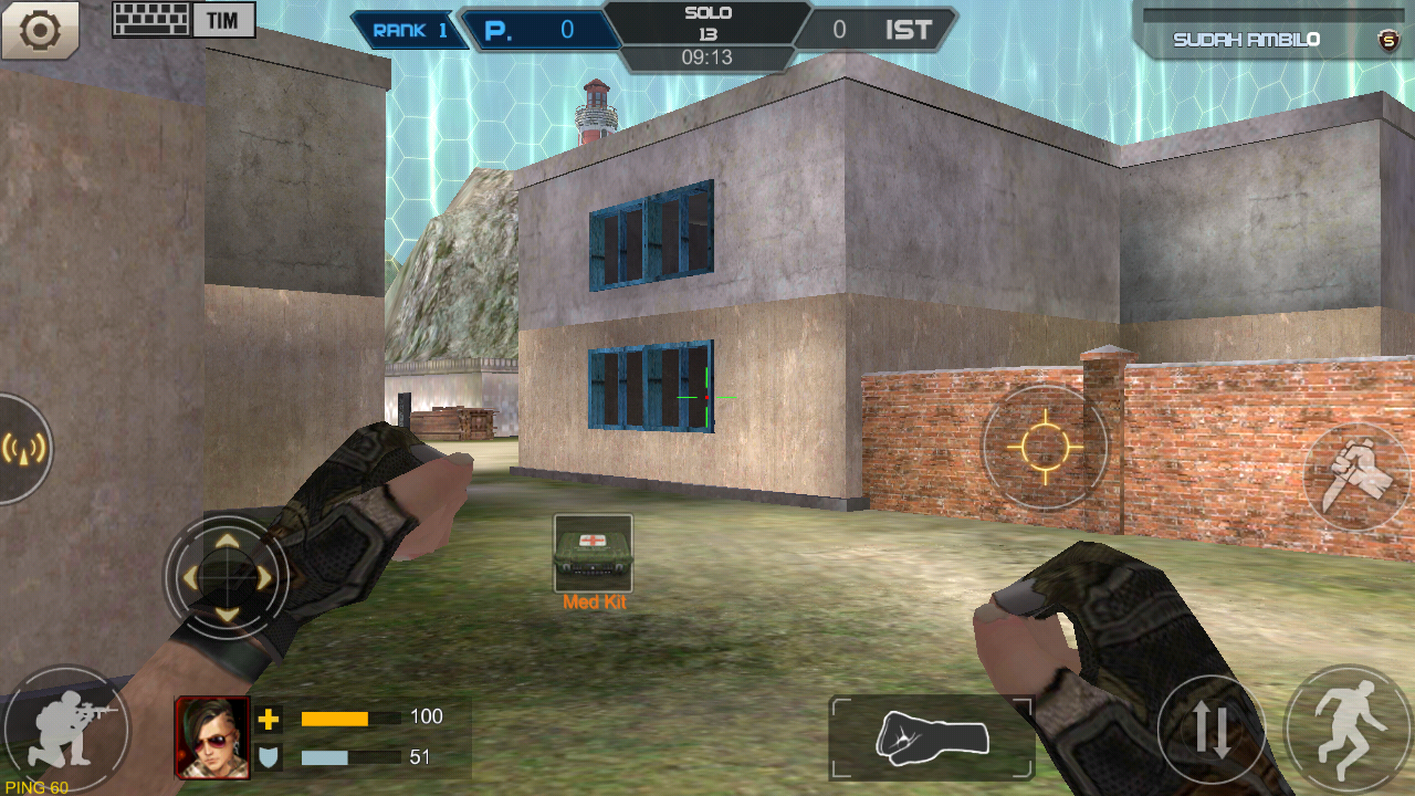 Crisis Action: Last Shooter Standing- screenshot