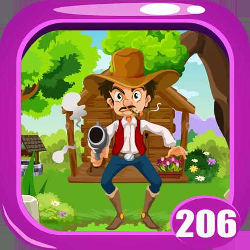 Cowboy Rescue Game Kavi - 206