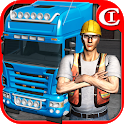Crazy Parking Truck King 3D icon