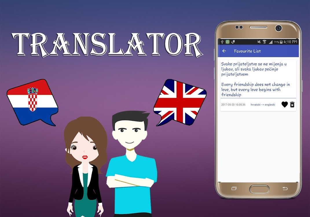 Croatian To English Translator – (Android Apps) — AppAgg