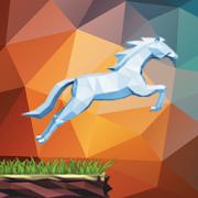 Unicorn Horse Runner