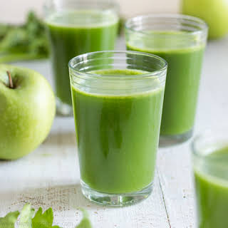 Glowing Skin Green Juice.