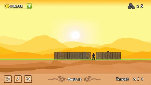 Télécharger Castle Down: Siege of the Catapult APK MOD (Astuce) screenshots 6